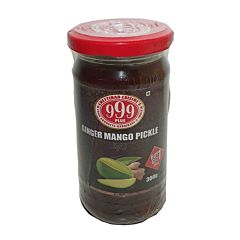 999 Ginger Mango  Pickle 300gm / Buy one get one free