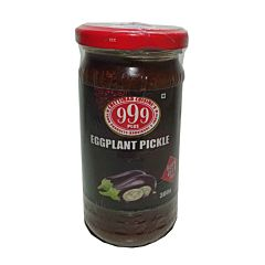 999 Egg Plant Pickle 300gm Buy one Get one Free