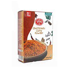999 Chettinadu Curry  Powder 165gm / Buy One Get One Free