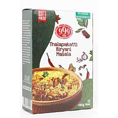 999 Thalappakatti Briyani  Masala  165gm / Buy One Get One Free