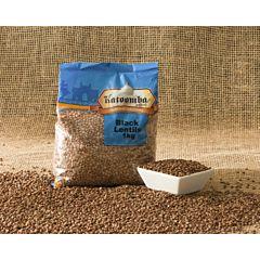 Black lentils 1kg
