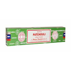 Sathya Patchouli Incense 15gm