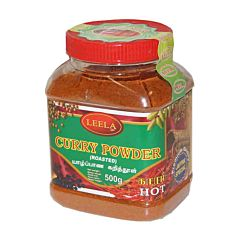 Leela Roasted Curry Powder 500gm