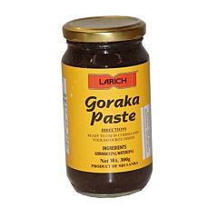 Larich Goraka Paste 300gm