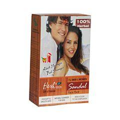 Hesh Sandal face pack 100gm
