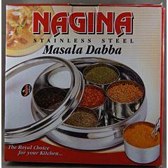 Masala Dappa / Spice Container