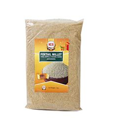 Foxtail Millets ( Thinai ) 1kg / Koralu