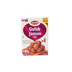 Aachi gulab jamoon mix 200g , Buy one get one free