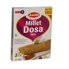 Aachi Millet Dosa Mix 200gm  / Buy one Get One Free