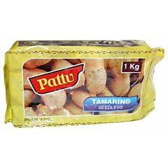 Pattu Seedless Tamarind 1kg
