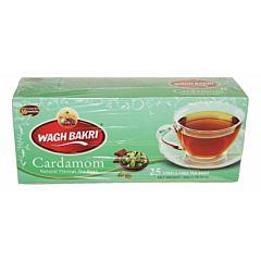 Wag Bakri Cardamom Tea, 25 Teabags