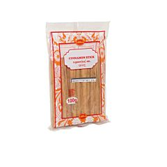 Cinnamon Stick / Quills / kruvapattai 100gm