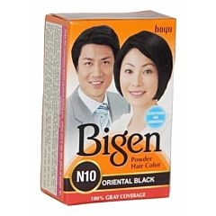 Bigen Oriental black Hair colour 6g