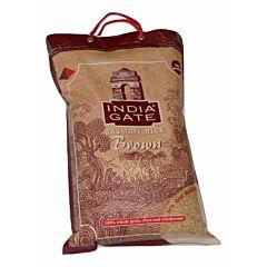 India gate brown Basmati rice 5 kg