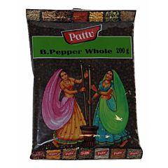 Black pepper whole 200gm