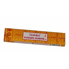 Goloka Nag Champa Incense  16gm