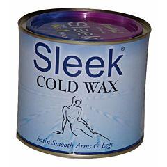 Sleek Cold  Wax 600gm
