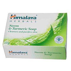 Himalaya neem & turmeric soap 125gm