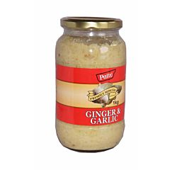 Pattu Ginger Garlic Paste 1kg