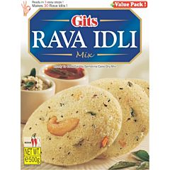Gits Rava Idly mix 500gm